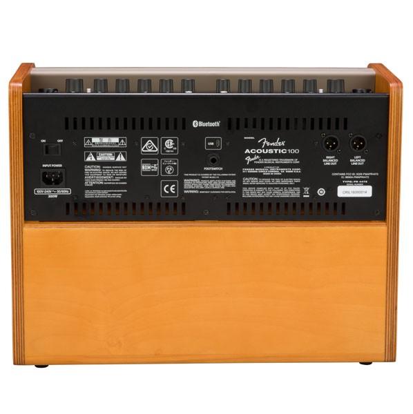 Fender/Acoustic 100 アコースティック・ギターアンプ【フェンダー】