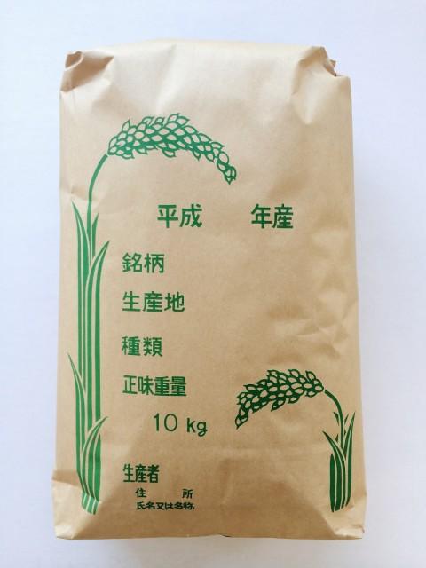 【送料無料】29年山形県産こゆきもち 玄米 10kg