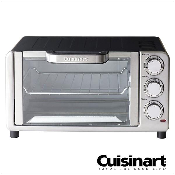 送料無料 Cuisinart クイジナート コンパクトトースター オーブンブロイラー TOB-80J トースター オーブントースター