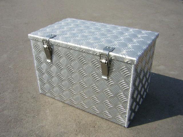 第一ネット 【工具箱】傷が目立たなく頑丈!アルミシマ板 工具箱(小)500×335, コラーゲン専門店シーエスストアー 6b3fca6b