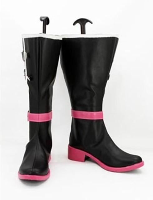 ゴッドイーター2  香月ナナ  風 ブーツ、靴★ コスプレ道具/小物 *D582
