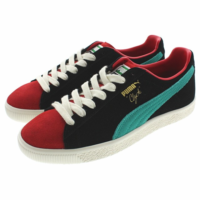 differently 80599 e91e8 プーマ PUMA スニーカー クライド フロム ザ アーカイブ Clyde From The Archive ハイリスクレッド  365319-03|au Wowma!(ワウマ)