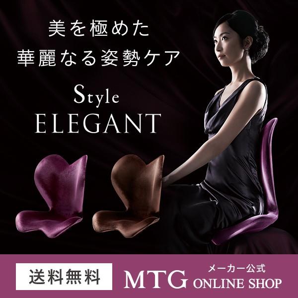 style スタイル 【A】 ボディ スタイルエレガント ディープブラウン バイオレット メイク 姿勢 送料無料 MTG