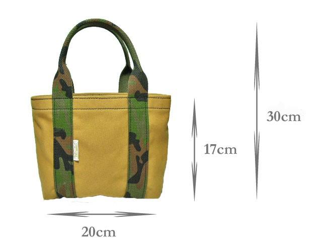 【Cedar Key】シダーキー Tiny Tote Bag (XS) ライトブラウン・タイニー・トートバッグ