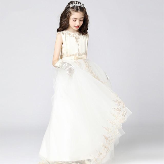 b35ff7838aa28 子供ドレス フォーマル キッズ女の子 ジュニア 子供服 ワンピース 七五三 結婚式 ピアノ発表会 お祝い