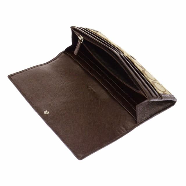 e9d8ec59dd9e コーチファクトリー アウトレット COACH FACTORY 財布 F51772 SKHMA/1 パークシグネチャースリムエンベローブ 長財布