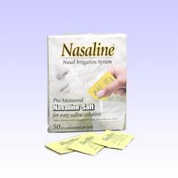 医療用無添加塩(50包)ナサリン鼻腔洗浄器セット専用