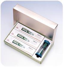歯周病・虫歯・歯槽膿漏・口臭予防に「デンタルポリスDX 3本セット(砂時計付)」