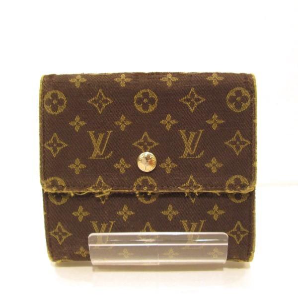 04f733079bdc ルイヴィトン Louis Vuitton モノグラム.イディール フザン Wホック 財布 二つ折り財布 ユニセックス