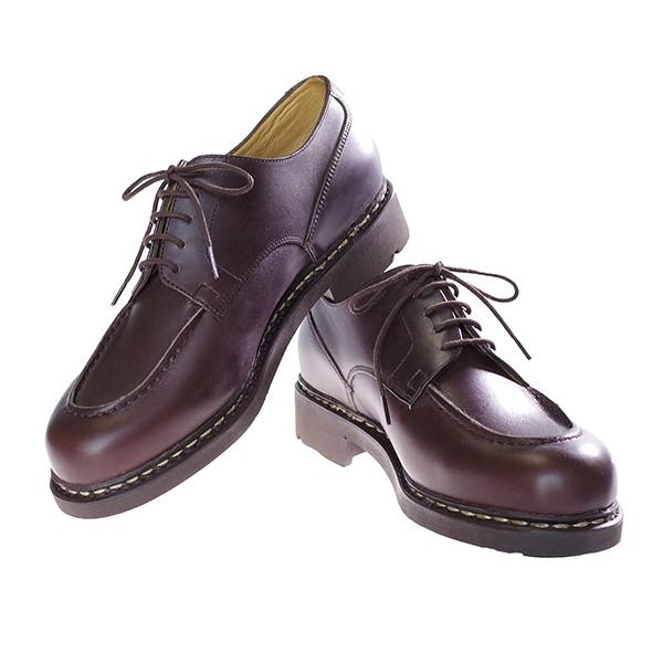 【限定価格セール!】 パラブーツ PARABOOT 靴 710707 CAFE 9.0 シャンボード CHAMBORD ダークブラウン, エクセルワールド 08c8a0c7