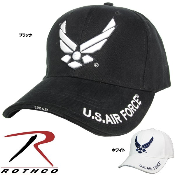 RothcoキャップU.S.AirForceロゴ