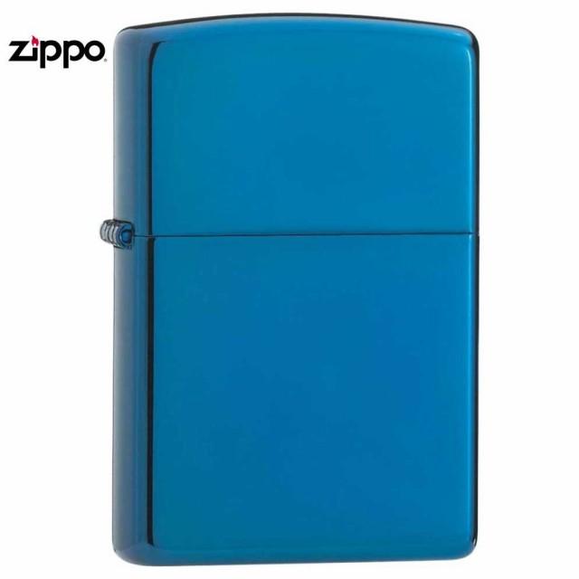ZIPPO#20446サファイヤブルー