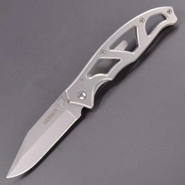 GERBER折りたたみナイフ8444パラフレーム1