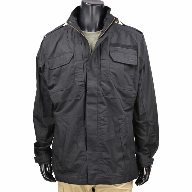 【数量は多】 5.11タクティカル M-65 フィールドジャケット TACLITE 78007 [ ブラック / Lサイズ ][5t78007019l], I-grace 7ecaf1e6