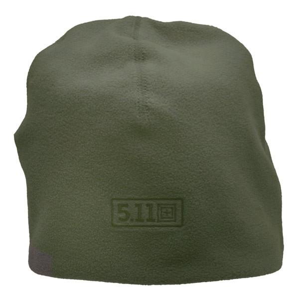 5.11Tactical ワッチキャップ フリース帽子 89250 [ S/Mサイズ / オリーブドラブ ][5t89250182sm]