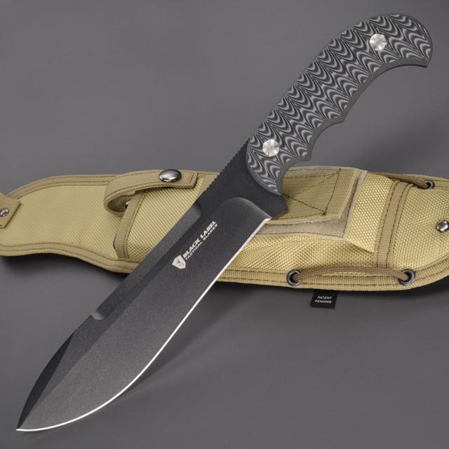 ブローニングアウトドアナイフ169BLストウアウェイブラックラベル