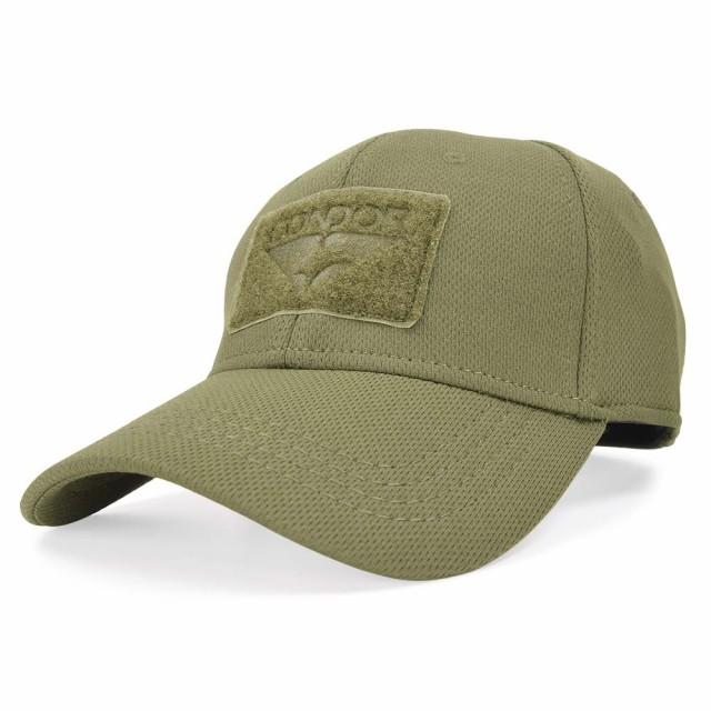CONDOR野球帽タクティカルキャップフレックス
