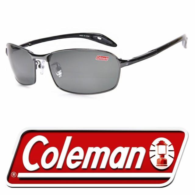 コールマン偏光サングラスCO5011-1グリーンスモーク