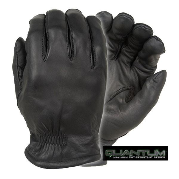 ダマスカス耐刃グローブQ5クワンタム革製手袋