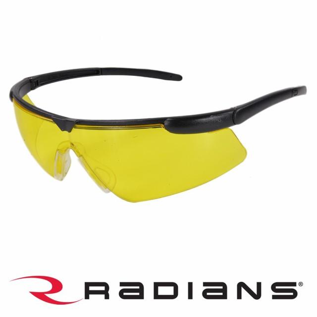 RADIANS シューティンググラス T72-40 イエロー[t7240]