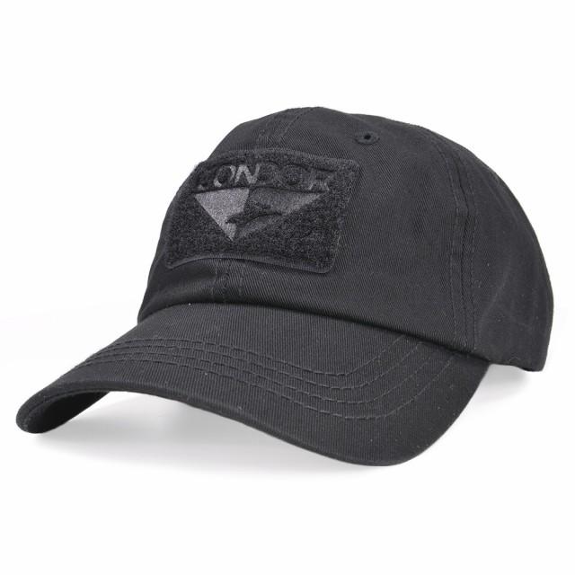 CONDOR TC-002 Tactical Cap Black