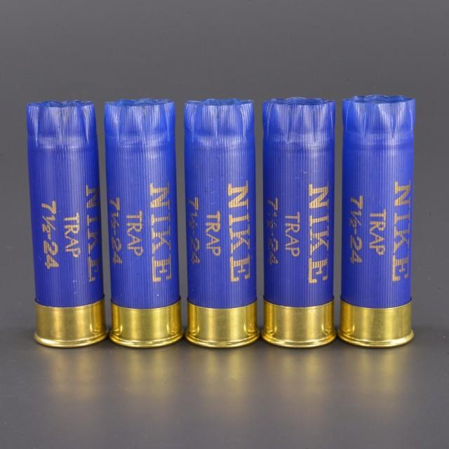 旭エスケービー空薬きょう12ゲージNIKE-TRAP5個セット