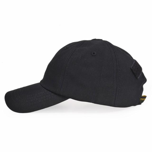 CONDOR 野球帽 タクティカルキャップ TCT [ ブラック ][cdotct002]