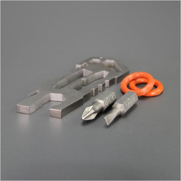マルチツール 六角レンチ チタン製[rev50527]