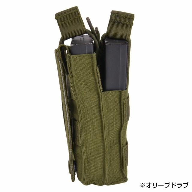 CONDOR マガジンポーチ シングル スタッカー M4/M16 [ オリーブドラブ ][ma42001]