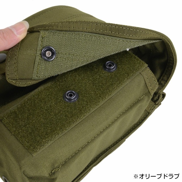 コンドル MA6 ダブルマグポーチ 4本収納可能 AR/AK適合 [ コヨーテブラウン ][ma6498]