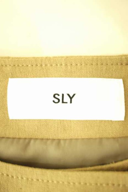 スライ SLY トレンチコート サイズFREE レディース 【中古】【ブランド古着バズストア】