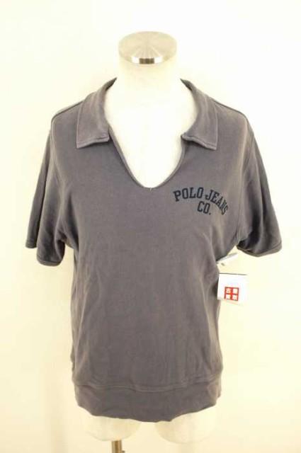 81f129766af9 ポロジーンズカンパニーラルフローレン POLO JEANS COMPANY RALPH LAUREN ポロシャツ サイズimport:M メンズ