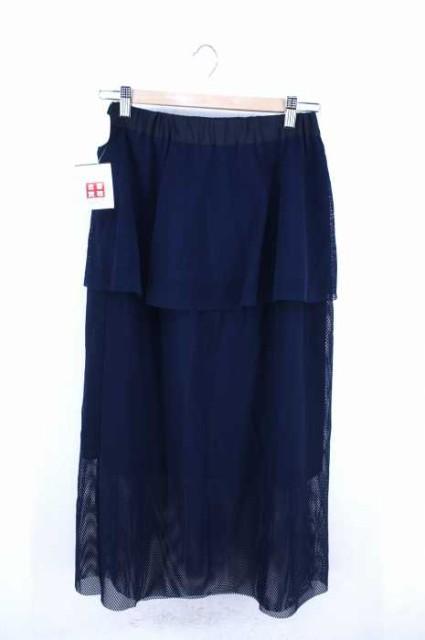 カーフ caph troupe スカート サイズFREE レディース 【】【ブランド古着バズストア】