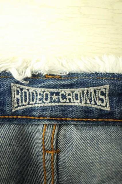 ロデオクラウンズ RODEO CROWNS デニムパンツ サイズM レディース 【中古】【ブランド古着バズストア】
