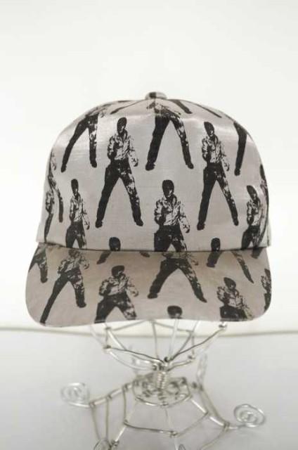 カシララヴズアンディーウォーフォール CA4LA loves Andy Warhol キャップ帽子 サイズ表記無 メンズ 【中古】【ブランド古着バズストア】