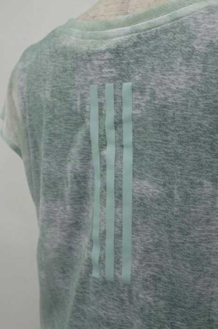 アディダス adidas クルーネックTシャツ サイズOT レディース 【中古】【ブランド古着バズストア】