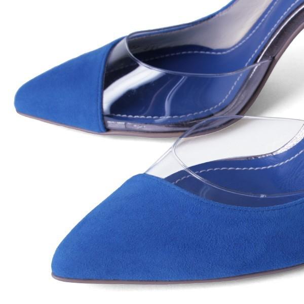 【SALE 35%OFFセール】 ピンキー&ダイアン パンプス ハイヒール ヒール8cm ピンヒール Pinky&Dianne 靴 (su71) 送料無料 エム1