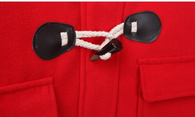 ダッフルコート レディース コート メルトン 中綿 アウター 秋 冬 大きいサイズ