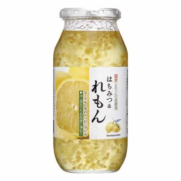 加藤美蜂園本舗 はちみつ&れもん 810g×6個(支社倉庫発送品)
