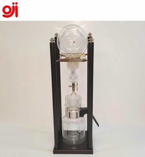 oji オージ  水出しコーヒー器具 ウォータードリッパー  5~6人用  WD-60DX 時間をかけてコーヒーエキスを抽出する水出し器