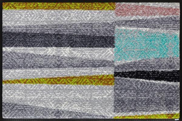 wash+dry(ウォッシュアンドドライ)マット Modern Interior Ethno Farsund 50×75cm C024A