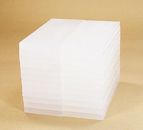 造形補修剤プラリペア用型取剤 型取くん 1kg(7×50×130mm)×24枚  K-1000