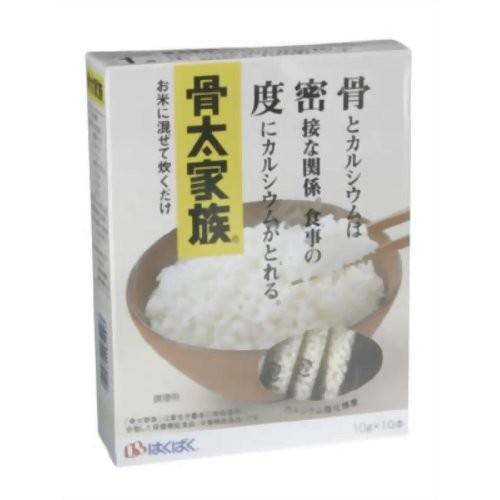 はくばく 骨太家族 大麦 (国内産) 10g×10本