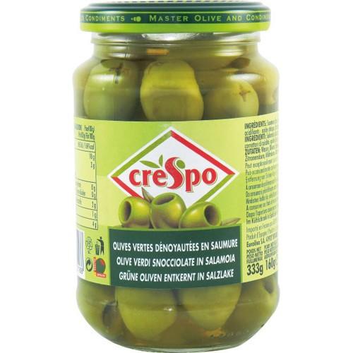 クレスポ グリーンオリーブ 種抜き 160g