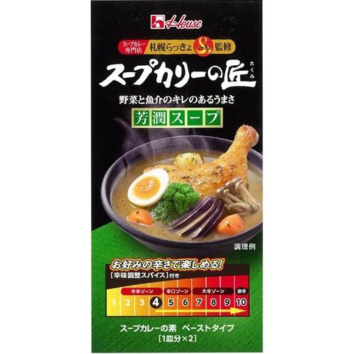 スープカリーの匠 芳潤スープ ペーストタイプ 89g
