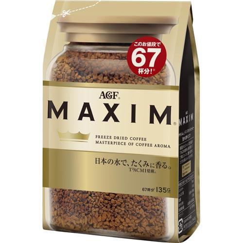 マキシム アロマセレクト 袋 135g