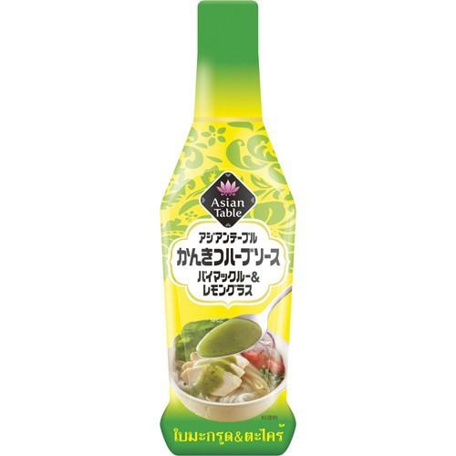 アジアンテーブル かんきつハーブソース バイマックルー&レモングラス 290g