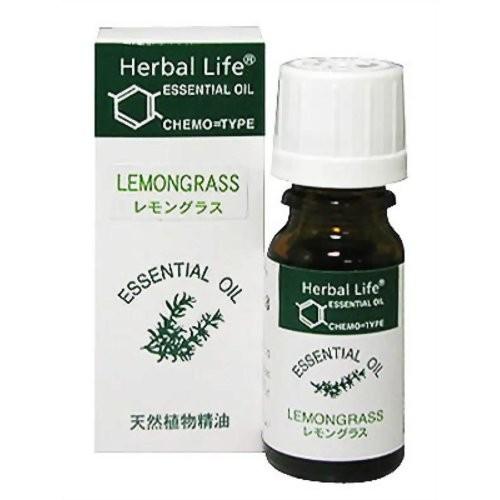 生活の木 エッセンシャルオイル レモングラス 10ml