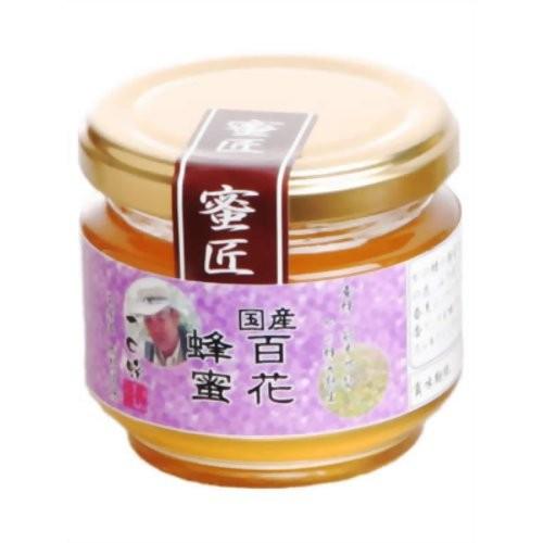 かの蜂 国産百花蜂蜜 120g