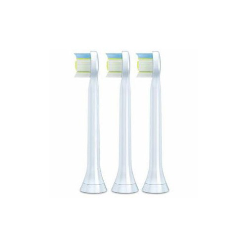 PHILIPS 電動歯ブラシ用 替えブラシ ダイヤモンドクリーン コンパクトサイズ 3本組 HX6073/01(支社倉庫発送品)